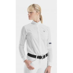 Design Shirt LS Horse Pilot