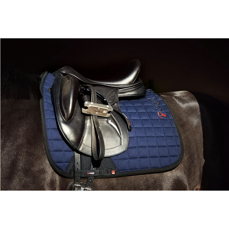 Catago FIR-Tech Healing DRESSAGE saddle pad