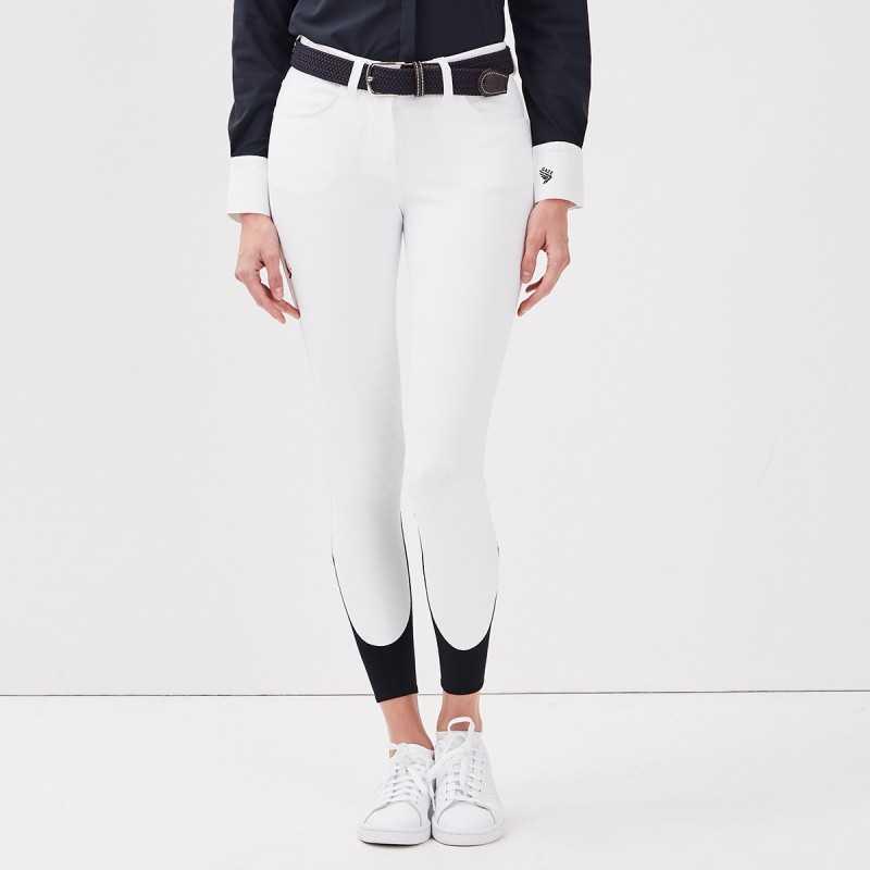 Pantalone bianco donna Jamia Gaze