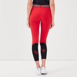 Pantalone Rosso donna Jamia