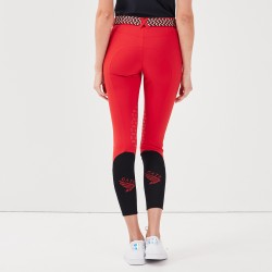 Red Pants Women Jamia Gaze