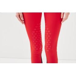 Jamia pantalon rouge femme Gaze