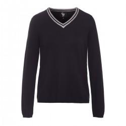 Janama Women V-neck sweater Gaze