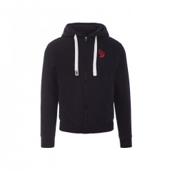Jedy Unisex sweatshirt with zip Marine Gaze