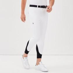 JIVARO Pantalone Bianco Uomo gaze