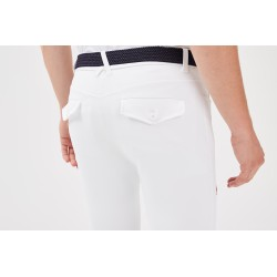 JIVARO: Pantalon d'équitation Blanc homme de chez GAZE
