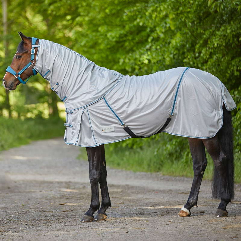 Waldhausen PROTECT FLY RUG FEATURING A DETACHABLE NECK PART