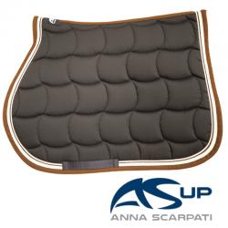 Quadro Jumping ANNA SCARPATI Saddle pad 25001
