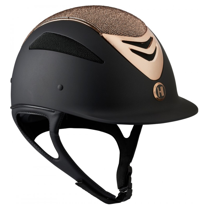 One-K Defender Pro Shine Matt Riding Helmet