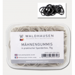 Waldhausen ELASTIC BANDS IN A DISPENSER BOX