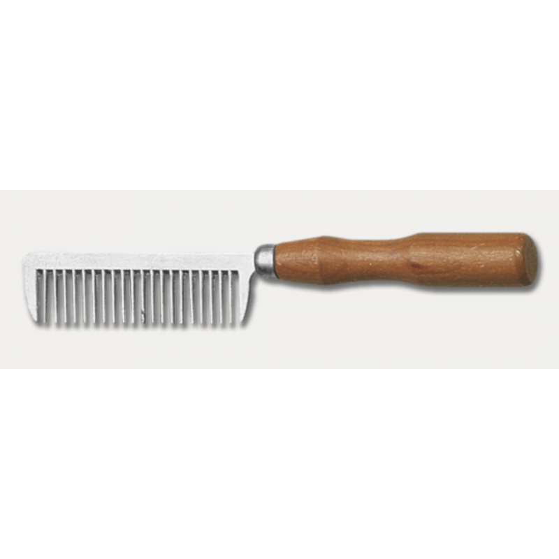 Waldhausen MANE PULLING COMB WITH HANDLE