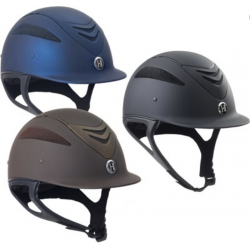 One-K Defender Pro Matt Riding Helmet