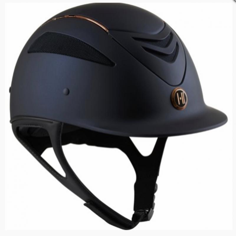 One-K Defender Pro Matt Rosegold Pipe Riding Helmet