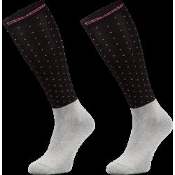Microfiber Dots Socks Comodo