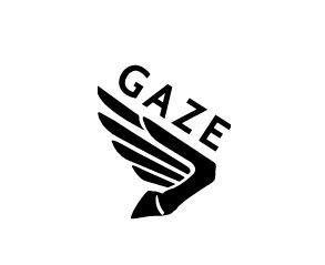 Gaze équitation