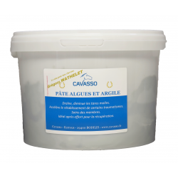 Cavasso Clay Algae Paste 2,5KG